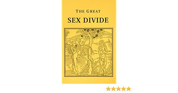 Between the sexes a great divide publication date