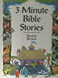 Three-Minute Bible Stories, Judy Leale, 0831782986