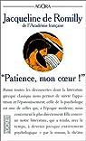 Patience, mon coeur ! par Romilly