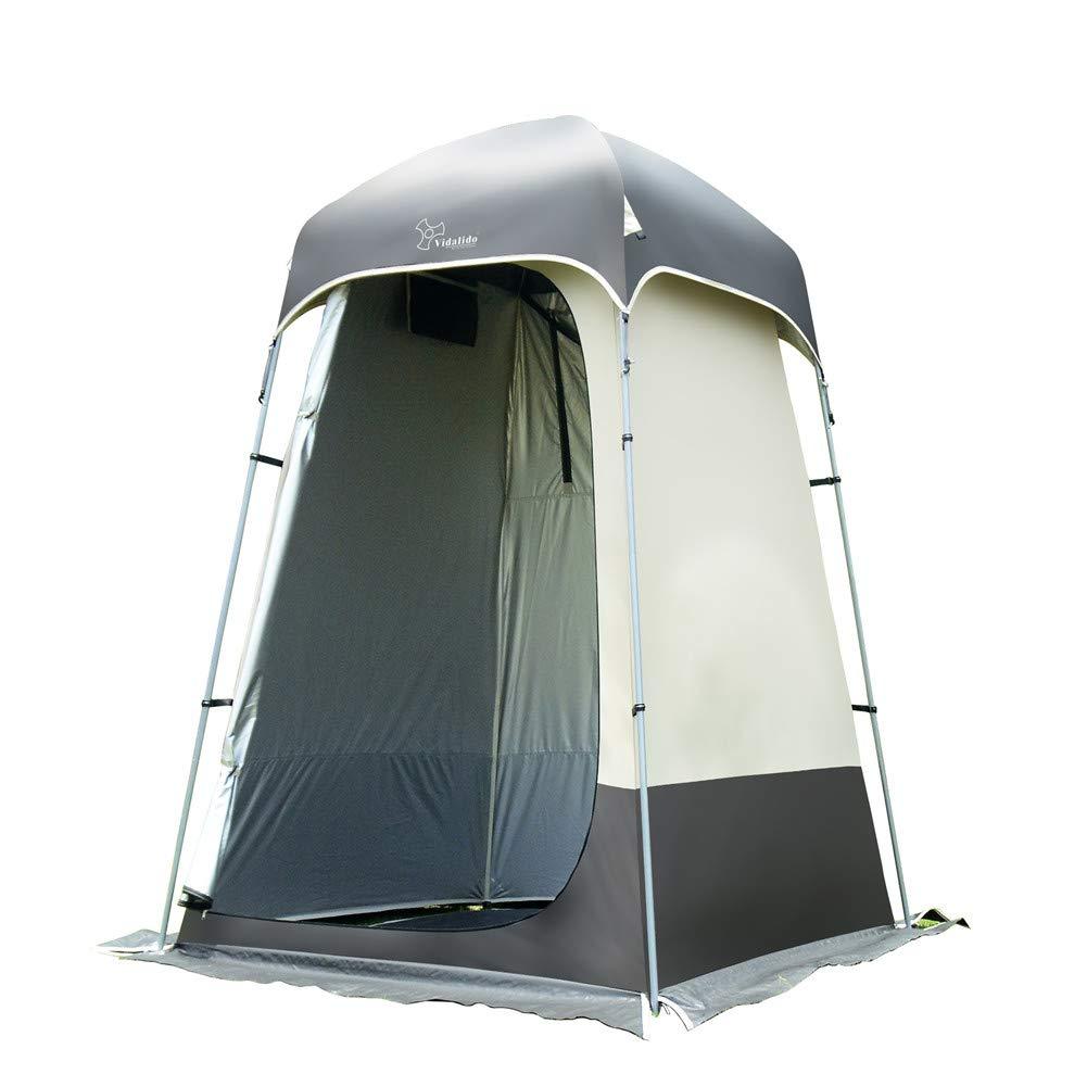J.SPG Tente de baignade 1 Personne Tente extérieure Camping Changer de vêtements Douche Toilettes Mannequin à Langer La pêche Pergola  -