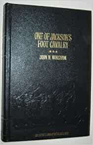 Leather Book ONE OF JACKSON/'S FOOT CAVALRY COLLECTOR/'S LIBRARY of the CIVIL WAR