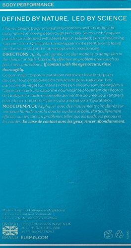 ELEMIS Devils Mint Body Scrub - Revitalizing Mint Body Scrub