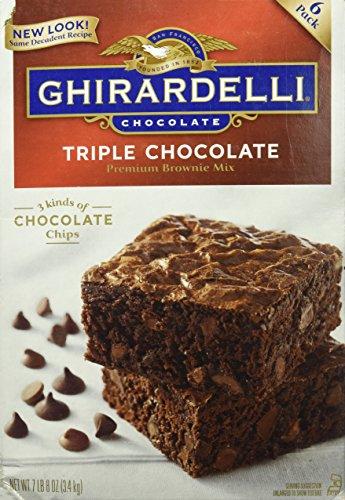 hocolate Brownie Mix-7.5 lbs (Ghirardelli Chocolate Wholesale)