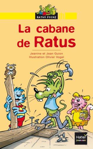 Amazon.com: La cabane de Ratus (Les aventures du rat vert t. 22 ...