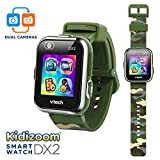 VTech KidiZoom Smartwatch DX2 Camouflage (Amazon Exclusive)
