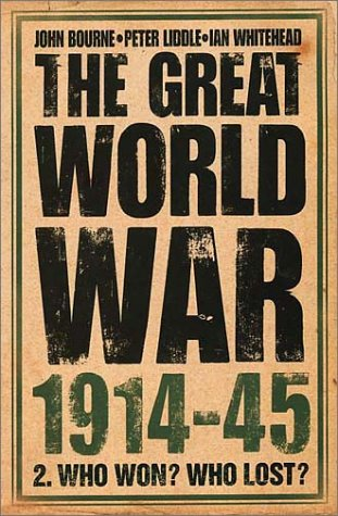 The Great World War 1914-45: The People's Experience