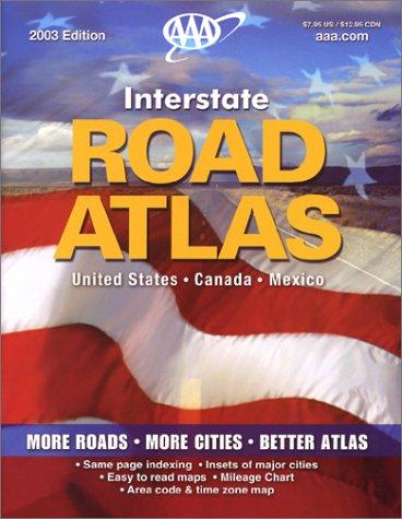 AAA Interstate Road Atlas