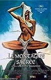 """The Holy Mountain (Alejandro Jodorowsky) 1973 French Movie Poster 24""""x36"""""""