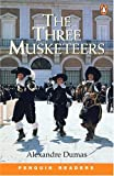 Three Musketeers, The, Level 2, Penguin Readers