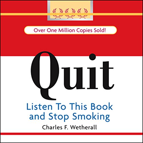 QUIT: Listen to this Book and Stop Smoking Audiobook [Free Download by Trial] thumbnail