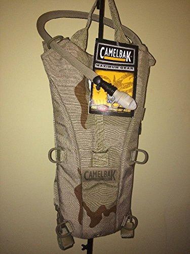 USMC Camelbak Thermobak 3 Litre (100 Oz) Hydration Pack. Desert Camo.