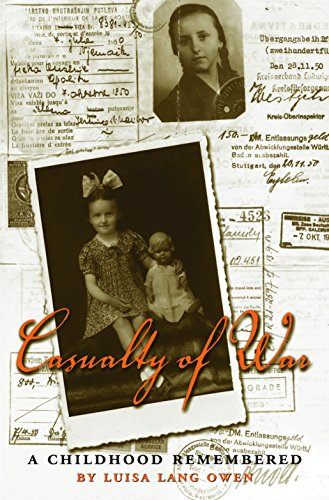 Casualty of War: A Childhood Remembered (Eugenia & Hugh M. Stewart '26 Series) from Brand: Texas AnM University Press