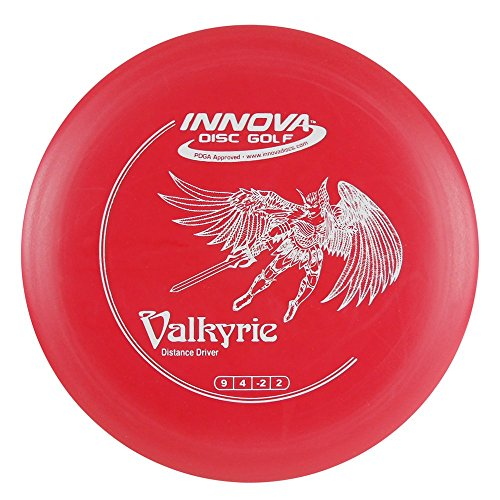 INNOVA DX Valkyrie Distance Driver Golf Disc [Colors May Vary] - 165-169g