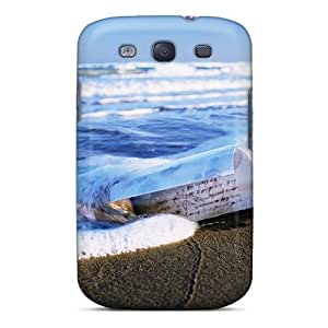 Cute Tpu Joseph Lee Love Message Bottle Case Cover For Galaxy S3