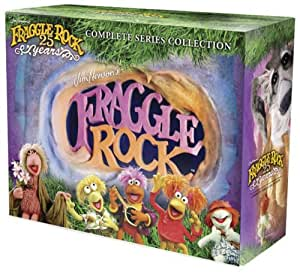 Fraggle Rock: Complete Series Collection [USA] [DVD]
