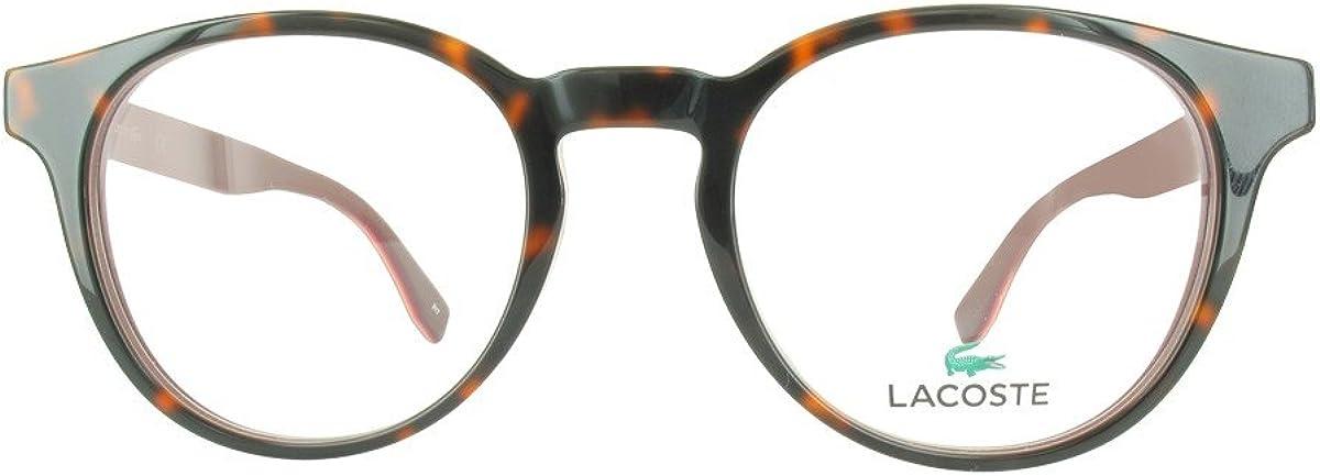 Lacoste L2787 Lacoste Brillengestelle L2787 Rund Brillengestelle 49 Braun