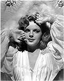 Photo Art Print by ArtDash ~ Actress JUDY GARLAND Black and White Photograph (8''×10'' print)