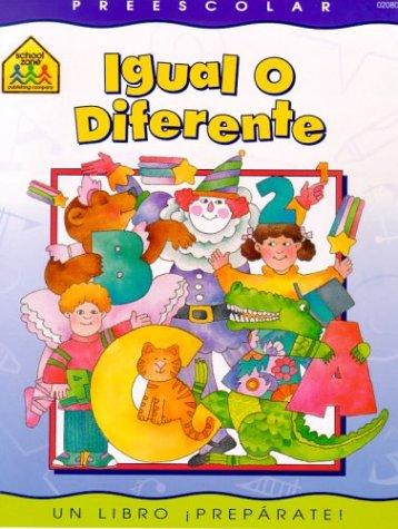 Same or Different (en español)