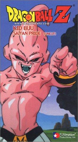 Dragon Ball Z - Kid Buu - Saiyan Pride (Uncut) [VHS]