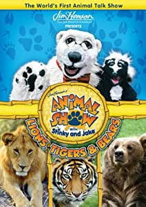 Jim Henson's Animal Show With Stinky & Jake: Lions, Tigers & Bears