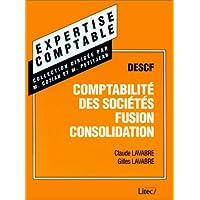 Manuel de comptabilité des sociétés : Fusion, consolidation (ancienne édition)