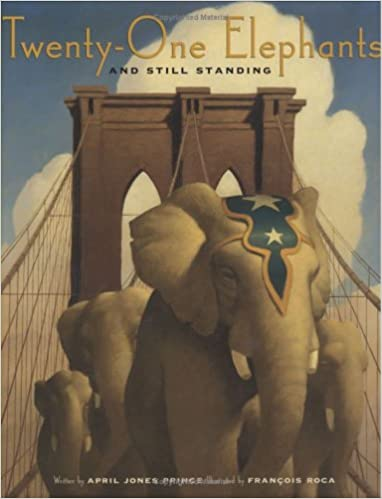 Twenty-One Elephants and Still Standing: Prince, April Jones ...
