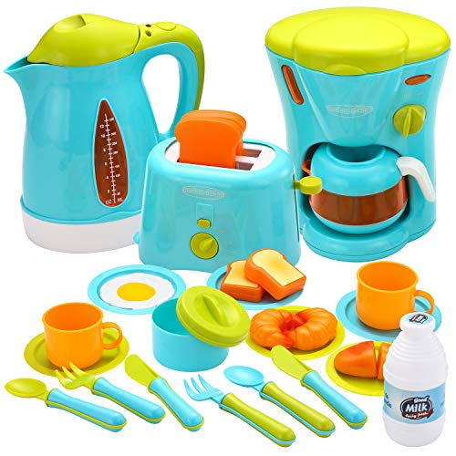 JOYIN Kids Kitchen Pretend