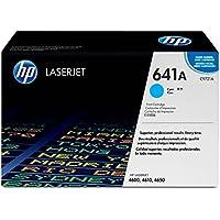 HP 641A (C9721A) Cyan Original Toner Cartridge for HP Color LaserJet 4600 4650
