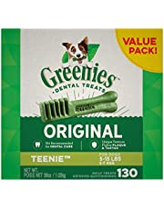 Greenies Original Teenie Natural Dental Dog Treats (5-15 Lb Dogs)
