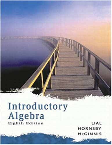 Introductory algebra lial developmental mathematics paperback introductory algebra lial developmental mathematics paperback margaret l lial john hornsby terry mcginnis 9780321279217 amazon books fandeluxe Images