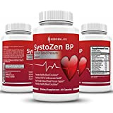 Blood Pressure Support Supplement | Promotes Healthy Blood Pressure, Improves Circulation, Promotes Cardiovascular Health | Natural Formula with 14 Ingredients | 60 Capsules For Sale