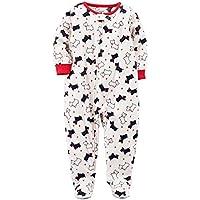 Macacão Pijama Fleece Cachorrinhos - Carter's