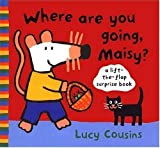 Where Are You Going, Maisy?, Lucy Cousins, 0763621722
