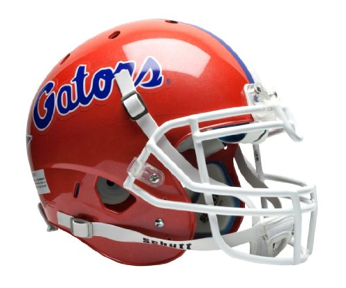 picture of NCAA Florida Gators Authentic XP Football Helmet