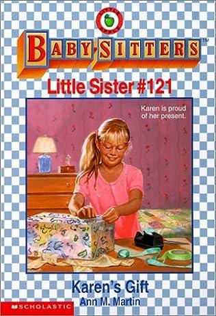 book cover of Karen\'s Gift