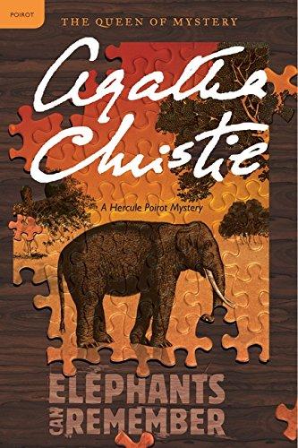Elephants Can Remember: A Hercule Poirot Mystery (Hercule Poirot - Elephant Can Remember