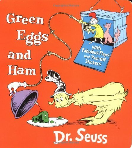 Green Eggs & Ham (Nifty Lift-and-Look) by Dr. Seuss (2001-01-01)