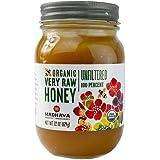 Madhava Natural Sweeteners Organic Raw Honey, 22-Ounce