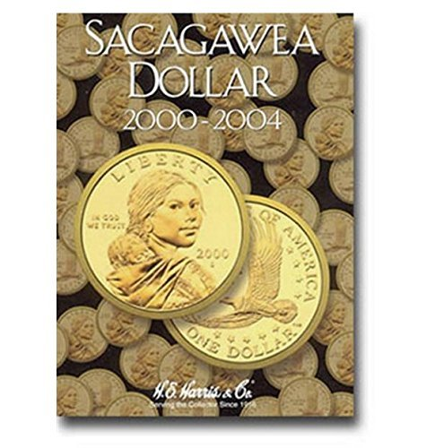 Collector's Album: Sacagawea Dollars 3 Book Set