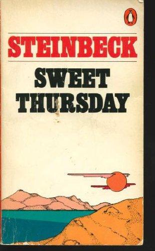 """""""Sweet Thursday"""" av John Steinbeck"""