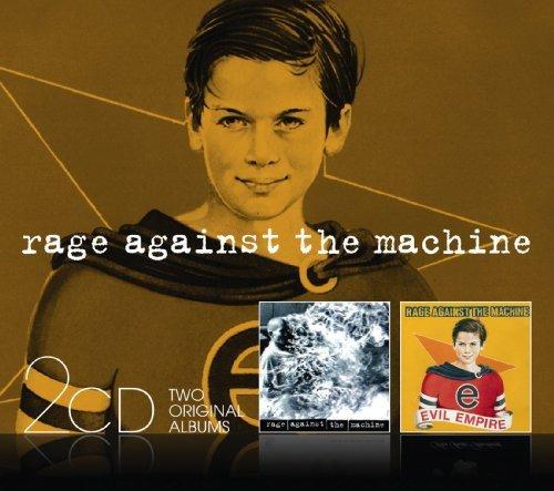 Rock Pack - Rage Against The Machine / Evil Empire (Evil Machines)
