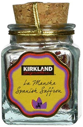 Kirtland signature La Mancha Spanish Saffron Select, 1g (.035oz.) by La Mancha