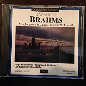 Brahms: Symphony No. 1 in C minor