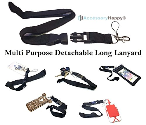AccessoryHappy Heavy-Duty Replacement Universal Neck Strap Lanyard 19.5
