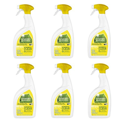 Seventh Generation Tub and Tile Emerald Cypress and Fir, 32 Fluid Ounce (6 pack)