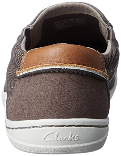 Clarks Mapped Step, Sneaker uomo Verde verde