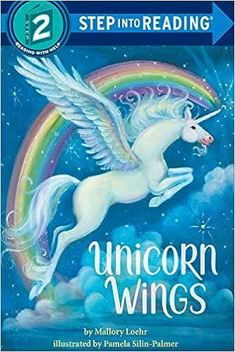 c248f3bb64e Amazon.com: Unicorn Wings (Step into Reading) (9780375831171 ...