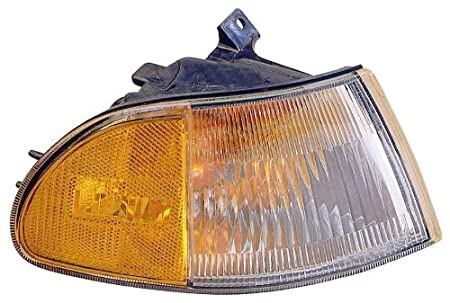 Depo 317-1508L-AS Honda Civic Driver Side Replacement Signal//Side Marker Lamp Assembly 02-00-317-1508R//L-AS