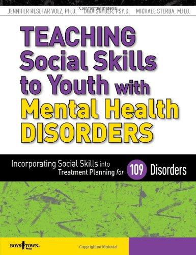 Teaching Social Skills Mental Disorders product image