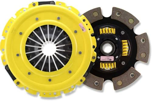 ACT NX1-HDG6 HD Pressure Plate with Race Sprung 6-Pad Clutch Disc 51FCFiwAbxL